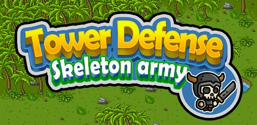 Tower Defense - Skeleton army apk