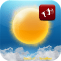 Weather alerts Icon