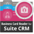 Business Card Reader for SuiteCRM Icon