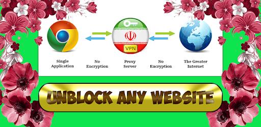 IRAN VPN - proxy - speed - unblock - Free Shield apk