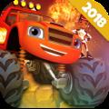 Blaze Monster Machines Racing Hill Climb 2018 Icon
