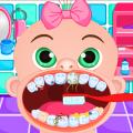 Emily Brushing Tooth Icon