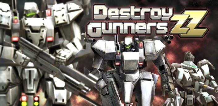 Destroy Gunners ZZ apk