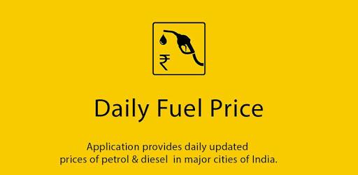Daily Petrol/Diesel Price apk