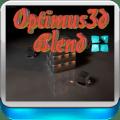 3D Optimus Blend Next Launcher Icon