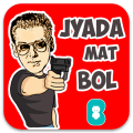 Bollywood Stickers for WhatsApp - WAStickerApps Icon
