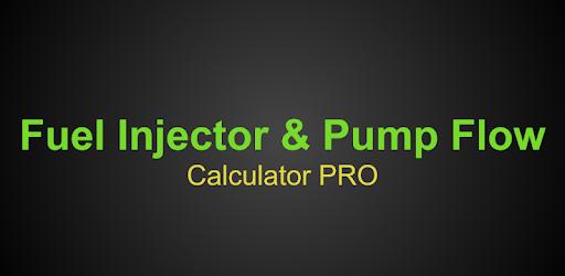 Fuel Injector & Pump Flow Calculator PRO apk