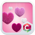 FLUFFY HEART CLAUNCHER THEME Icon