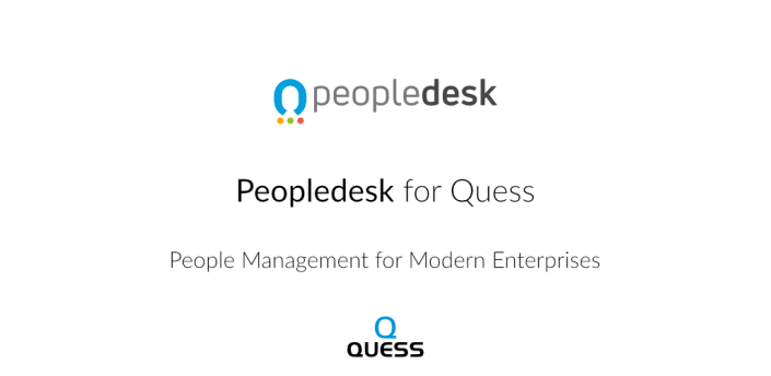 Peopledesk Quess apk