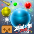 VR Thrills : Bubble Shooter - Cardboard VR Games Icon