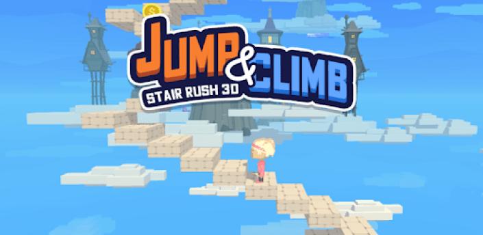 Jump & Climb: Stairs Rush 3D apk