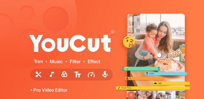 YouCut - Video Editor & Movie Maker apk