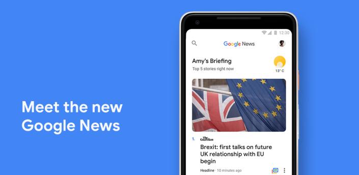 Google News – Daily Headlines apk