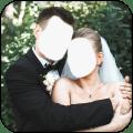Wedding Couple Photo Suit Icon