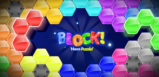 Up to 8! Merge Block In Hexa Lines Puzzle apk