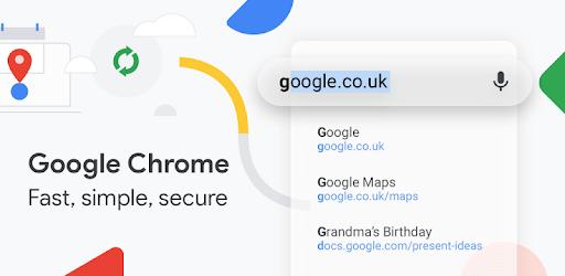 Google Chrome: Fast & Secure apk