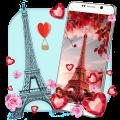 Love Paris Live Wallpaper Icon