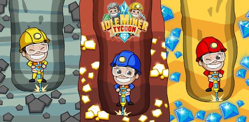 Idle Miner Tycoon - Mine Manager Simulator apk