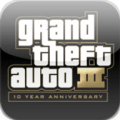 Grand Theft Auto III game and guide download Icon