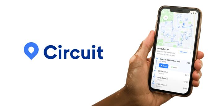 Circuit Route Planner apk