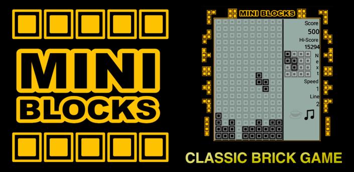 Mini Blocks apk