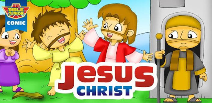 Bible Comic Kids: Jesus Christ apk