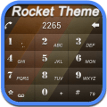 RocketDial Brown2rd Theme Icon