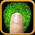 Fingerprint Pattern App Lock Icon