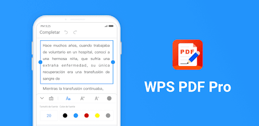 WPS PDF Pro - All-powerful PDF Reader & Manager apk