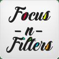 focus n filters - Name Art Icon