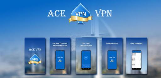 Ace VPN - A Fast, Unlimited Free VPN  Proxy apk
