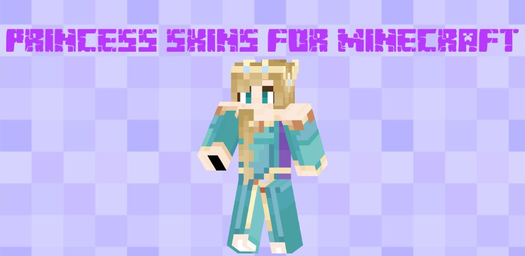Princess Skins for Minecraft PE apk