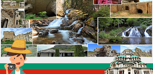 Touristic landmarks and sites of Bulgaria apk