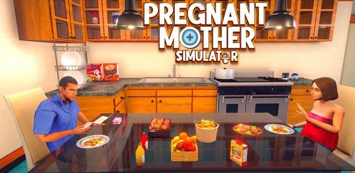 Virtual Pregnant Mom Baby Care - Mother Simulator apk