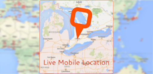 Live Mobile Location and GPS Coordinates apk