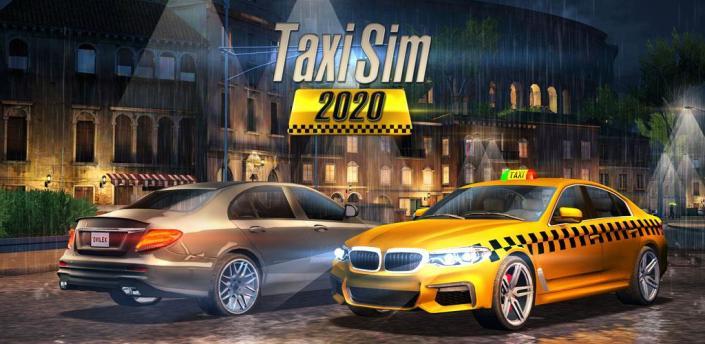 Taxi Sim 2020 apk