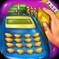 Supermarket Cashier Kids Games Icon