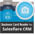 Business Card Reader for Salesflare CRM Icon