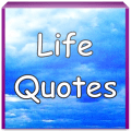 Life Quotes - famous thoughts Icon