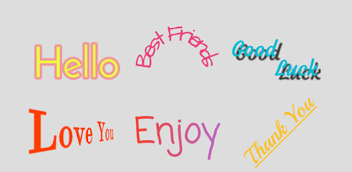 Add Text on Photo: Design Text Style w/ 800+ Fonts apk