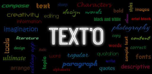TextO Pro - Write on Photos apk
