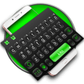 Bussiness Classic Black Keyboard Theme Icon