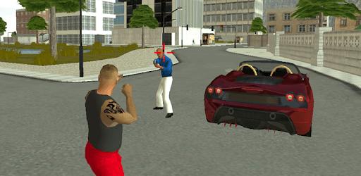 Mafia Crime Hero Street Thug Simulator apk