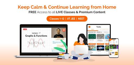 Vedantu: LIVE Learning App | Class 1-12, JEE, NEET apk