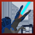 Hybrid Titan Spino: Urban Rampage Icon
