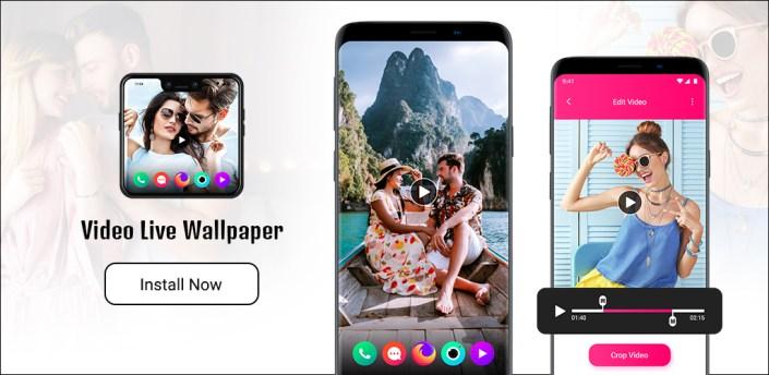 Video Live Wallpaper - Video Wallpaper apk