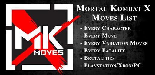 Moves Mortal Kombat X (NO ADS) apk