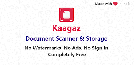 Kaagaz Scanner : Best Indian Document & PDF Scan apk