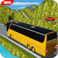 Modern Bus Simulator Uphill Drive Icon