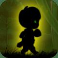 Alien walk on Green Wonderland Icon
